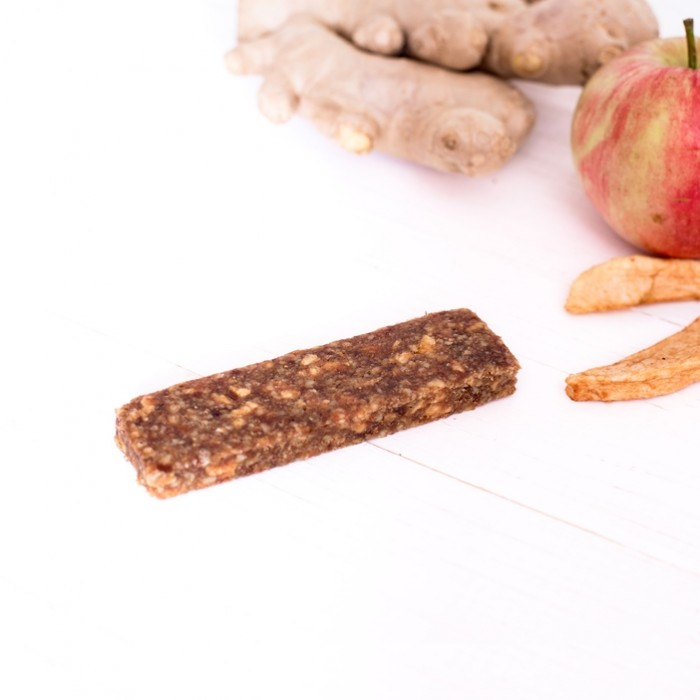 GRAB «ІМБИР-ДИНЯ», фруктово-горіховий батончик 40г