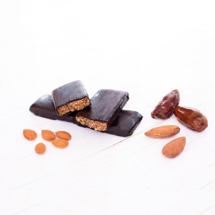 GRAB «МАРЦИПАН», фруктово-горіховий батончик в шоколаді, 40г