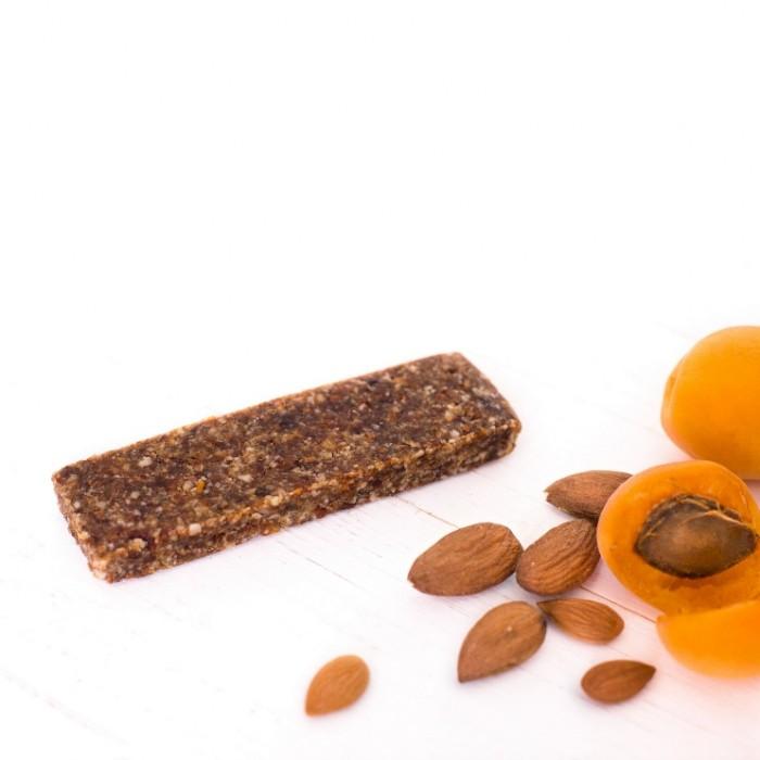 GRAB «АБРИКОС», фруктово-горіховий батончик, 40г