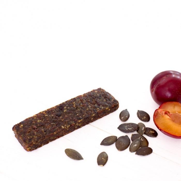 GRAB «СЛИВА», фруктово-горіховий батончик, 40г