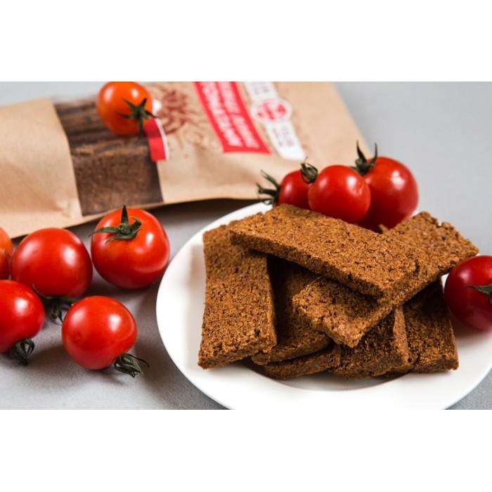 Хлібці «З томатами» без солі, 100 г
