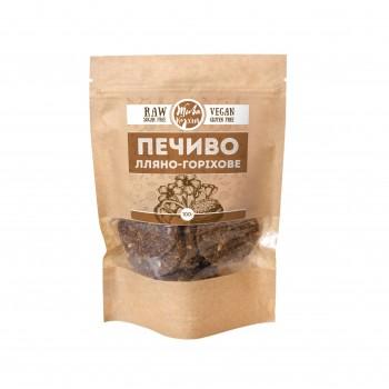 Печиво «Лляно-горіхове», 100 г